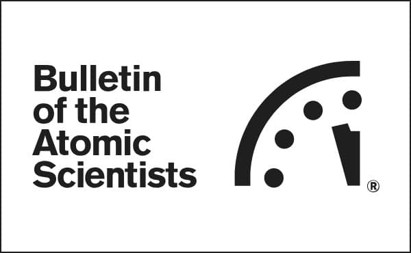 Bulletin of Atomic Scientists Logo
