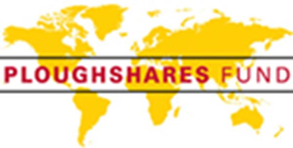Ploughshares Fund Logo